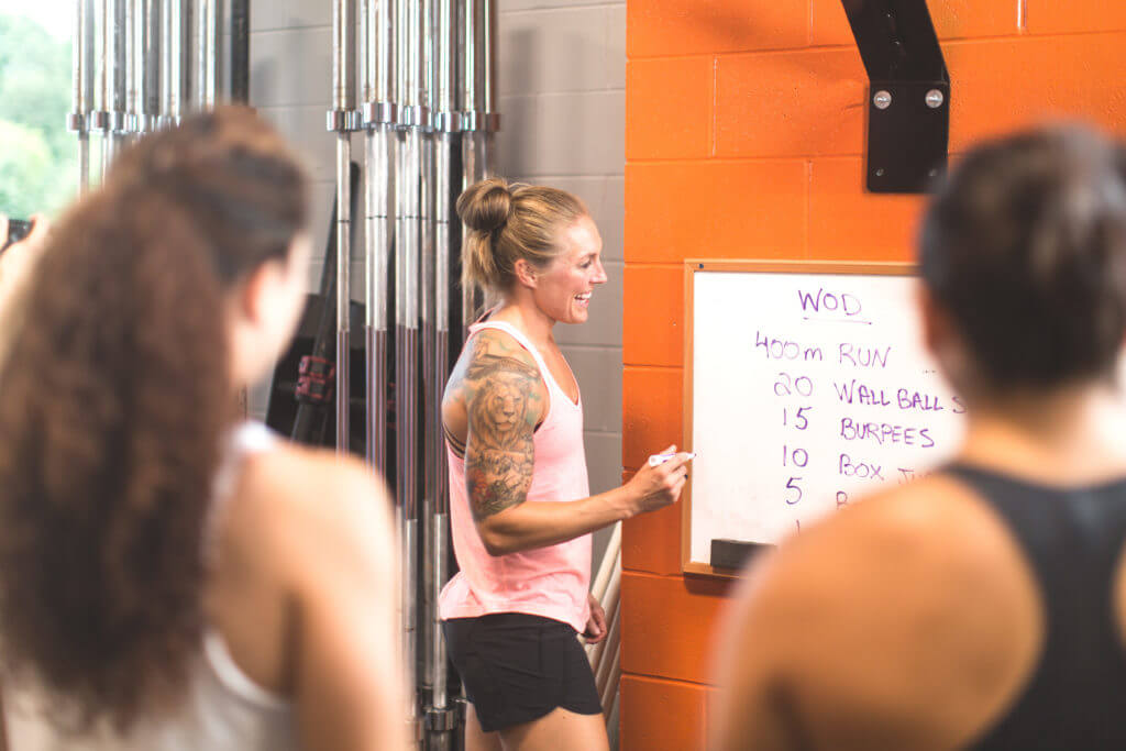 CrossFit Open 17.2 Workout & Recommended Warm-Up